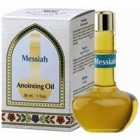 Messiah - Anointing Oil 30 ml. - 1 fl.oz.