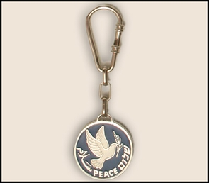 metal key chains MCH-524