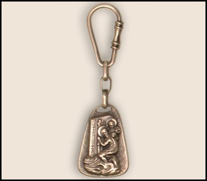 metal key chains MCH-566