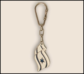 metal key chains MCH-596