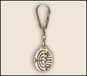 metal key chains MCH-597
