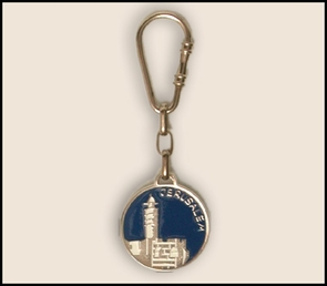 metal key chains MCH-634