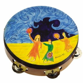 Miriam and the Drum Tambourine CAT# TM- 4