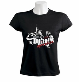 Mossad Operation in Dubai Women T-Shirt