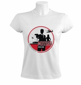 Mossad Worldwide Women T-Shirt