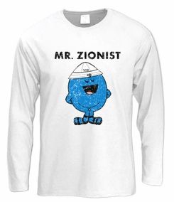 Mr. Zionist Long Sleeve T-Shirt