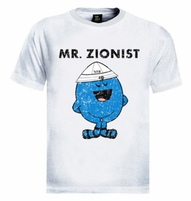 Mr. Zionist T-Shirt