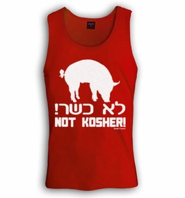 Not Kosher Singlet