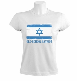 Old School Patriot women's T-Shirt