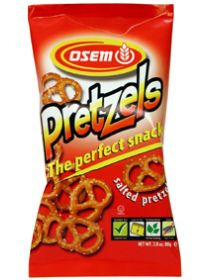 OSEM Pretzel Twists Salty 80g