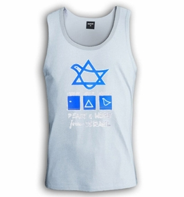 Peace and Hope Singlet