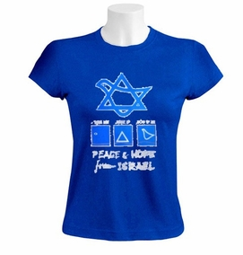 Peace and Hope T-Shirt