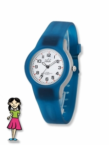Plastic watch for children - 217