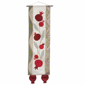Pomegranates Wall Hanging CAT# WL-12