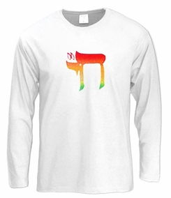 Rainbow Chai Long Sleeve T-Shirt
