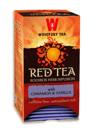 Red Tea – Cinnamon and Vanilla