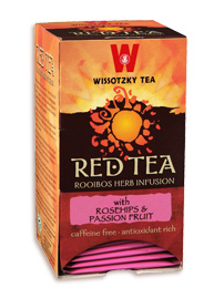 Red Tea – Rose Hip and Passion Fruit