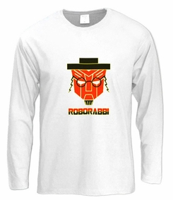 ROBORABBI Long Sleeve T-Shirt