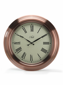 Round wall clock - T230