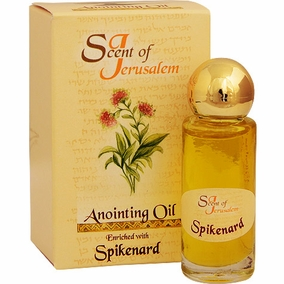 Scent of Jerusalem - Anointing Oil - Spikenard