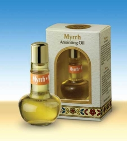 Scented Anointing Oil  from the Holy Land