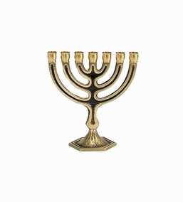 Seven Branches Menorah