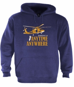 Shayetet 13, Anytime, Anywhere Hoodie