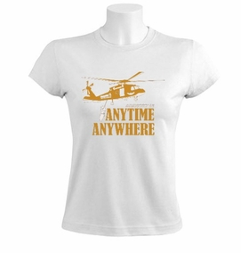 Shayetet 13, Anytime, Anywhere T-Shirt