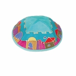Silk Kippah Collection