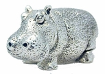 Silver Animal Figurine collection