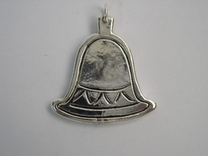 Silver Coin Bell