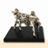Silver-Judaica-Figurines
