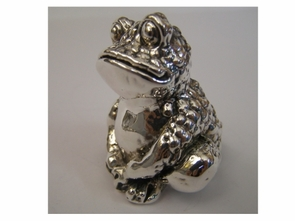 Siver Dots Frog
