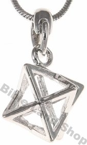 Small MerKaba Necklace