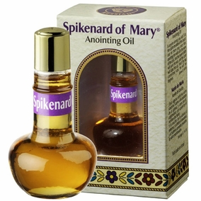 Spikenard - Anointing Oil 8 ml