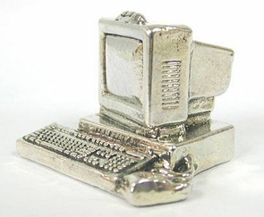Sterling Silver Computer