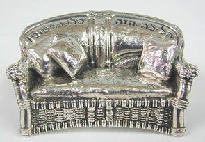 Sterling Silver Halila Ha´ze Couch