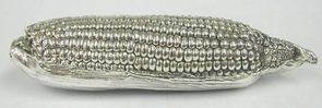 Sterling Silver Model of a Corn