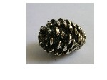 Sterling Silver Small Acorn