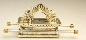 Sterling Silver The Ark Of The Covenant Miniature