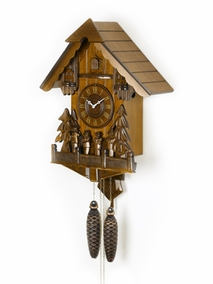 Swiss-design cuckoo clock -  YG52