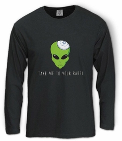 Take Me To Your Rabbi Long Sleeve T-Shirt