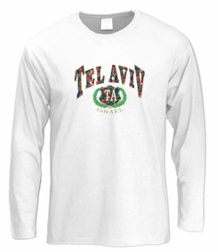 Tel-aviv Long Sleeve T-Shirt