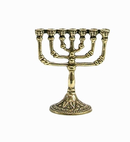Temple Mount Menorah