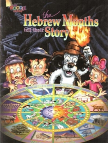 The Hebrew Months Tell their Story (Softcover)