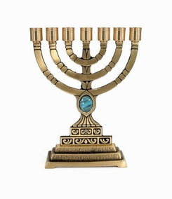 Holy Of The Holies Menorah