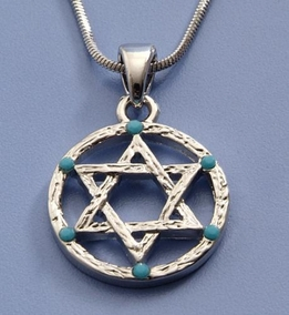 The Star of David Necklace