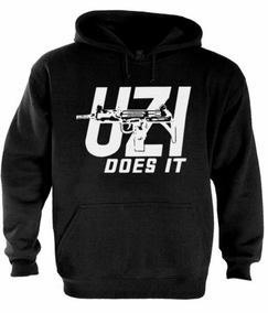 Uzi Does It Hoodie