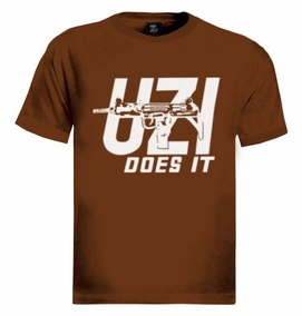 UZI Does it T-Shirt