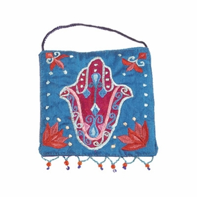 Wall Hanging in Hebrew (Small) CAT# WS-4